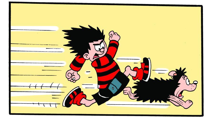 Sheerluck Bones is on the Run!