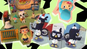 animal crossing pocket camp looks amazing and i want to play it forever - bye forever