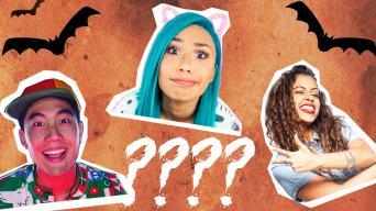 Halloween YouTuber personality quiz