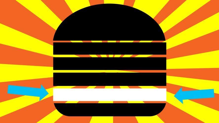 burger layer 1