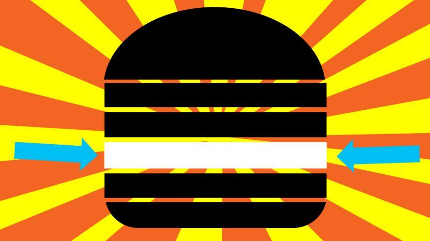 burger layer 2