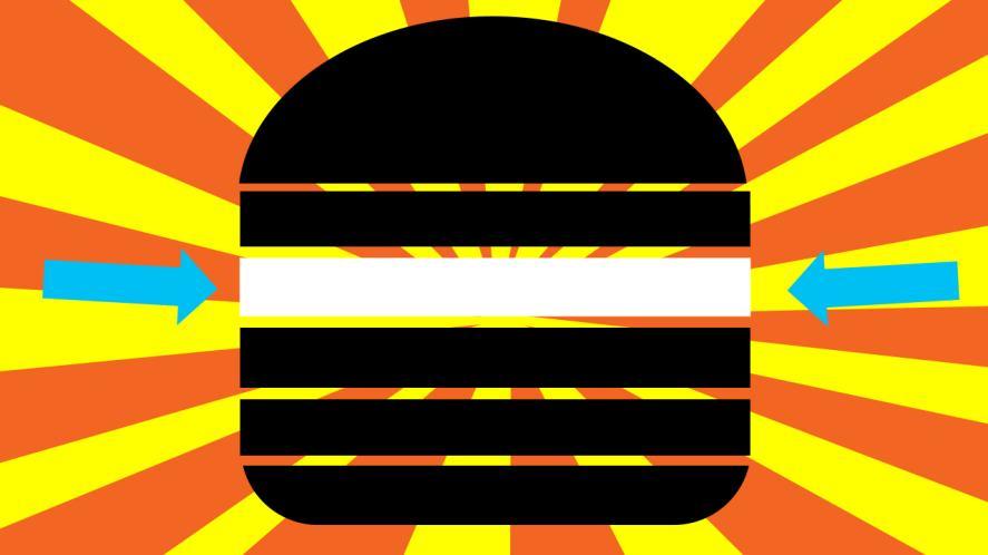 burger layer 3
