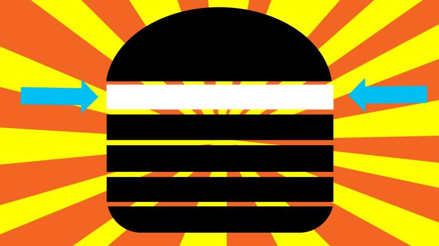 burger layer 4