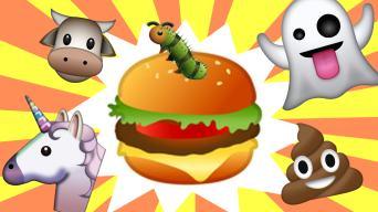burger emojis