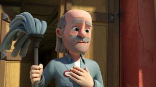 Ralph the Caretaker at Bash Street