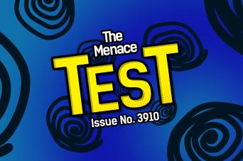 Menace Test No. 3910