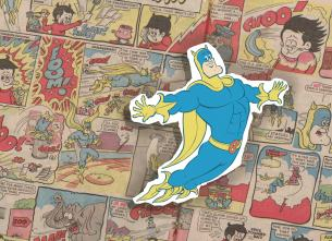 Bananaman - 1985 - Doctor Gloom, and the Sneeze of Doom!