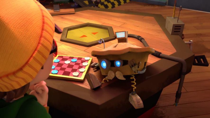 The Pastry-based, Intelligent, Espionage unit - P-I-E!