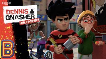 Dennis & Gnasher Unleashed! Episode 7: Pie Spy