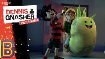 Dennis & Gnasher Unleashed! Episode 8: Night of the Living Veg