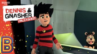 Dennis & Gnasher Unleashed! Episode 11: Give Peas a Chance