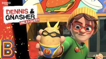 Dennis & Gnasher Unleashed! Episode 15: Super Paul