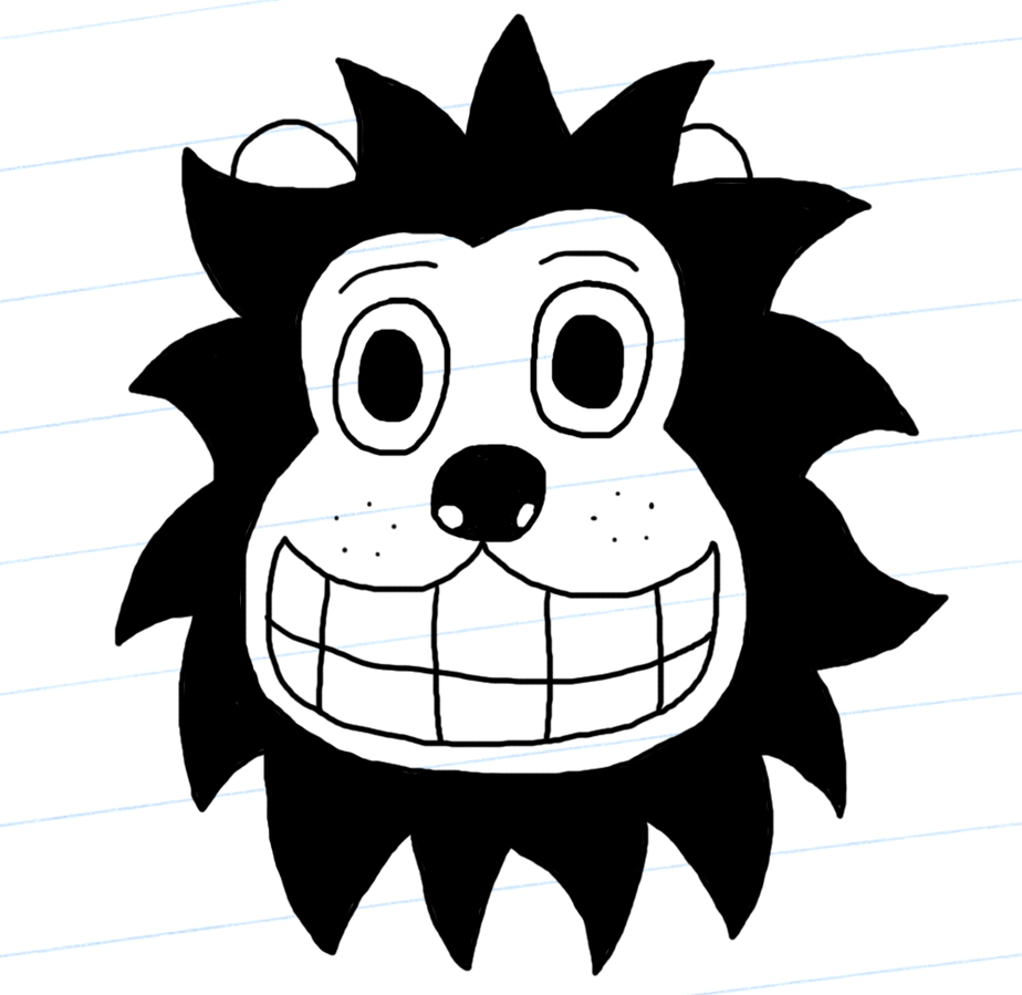 Gnasher with ears