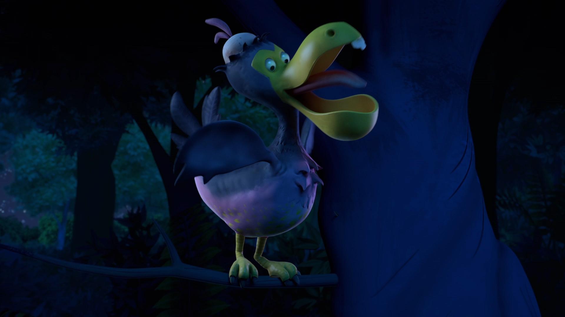 The Beanotown bird!