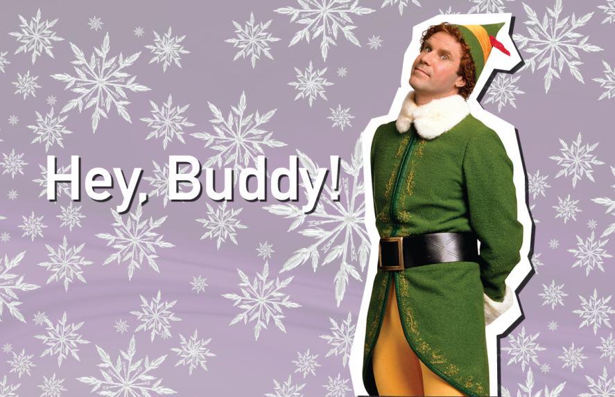 Buddy Christmas Movie Quiz