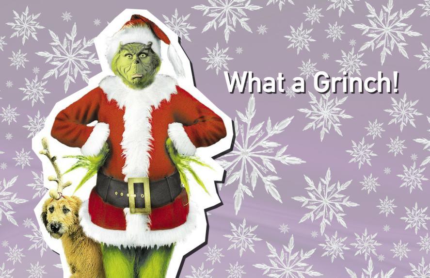 Grinch Christmas Movie Quiz