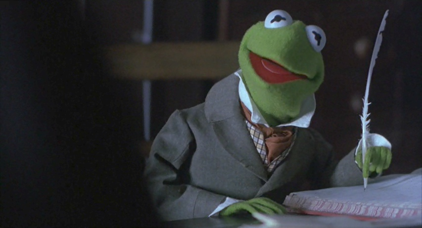 Kermit Christmas Movie Quiz