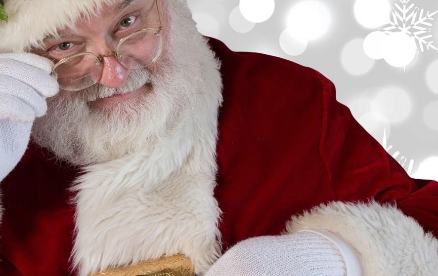 Santa Christmas Movie Quiz