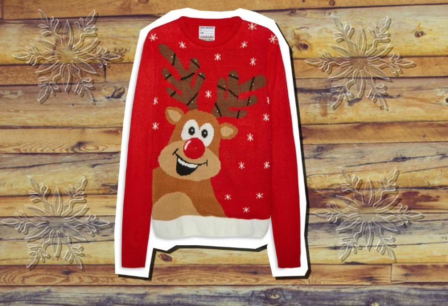 Rudolph Christmas jumper