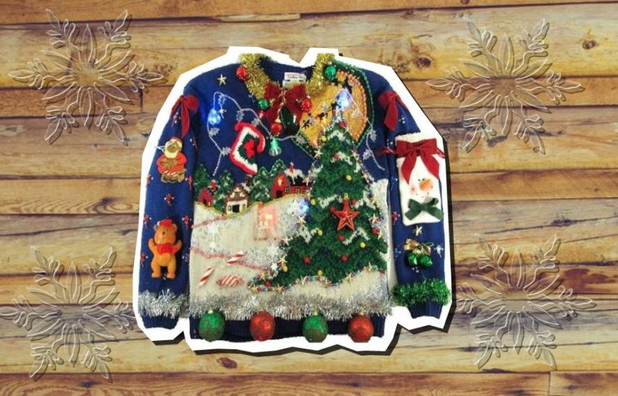 The ultimate christmas jumper