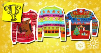 Ugly Christmas Jumpers Championship