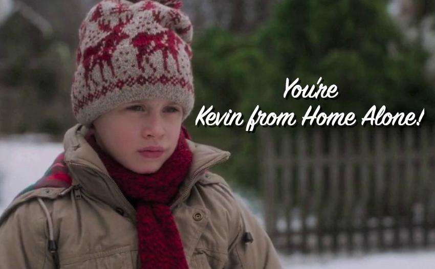 Home Alone Christmas Quiz