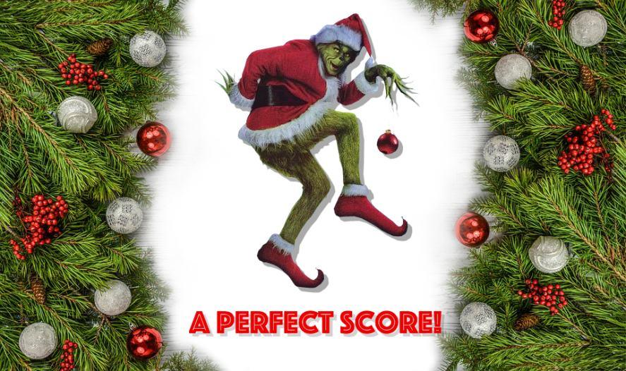 Grinch Christmas Quiz
