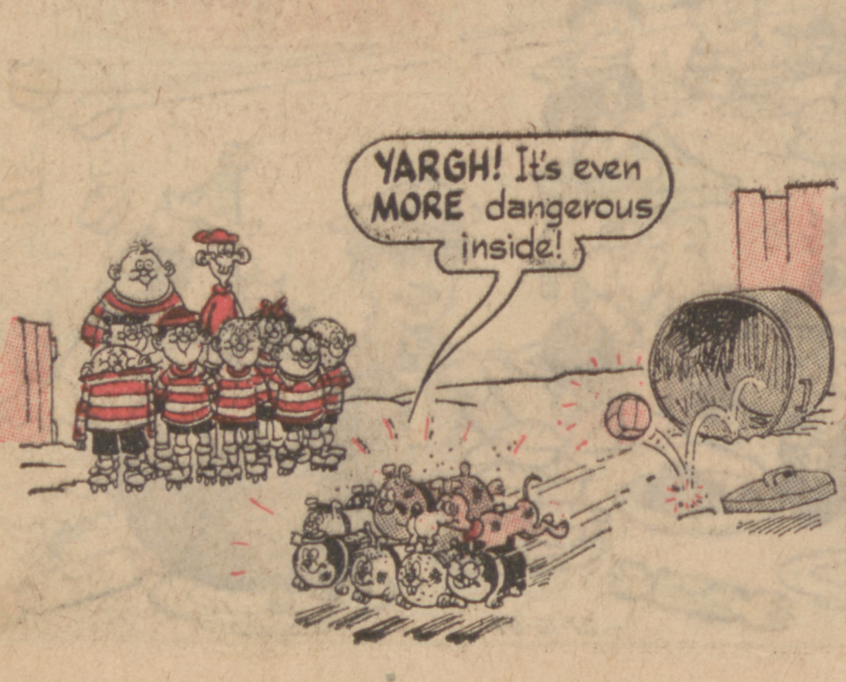 Pup Parade Christmas 1969