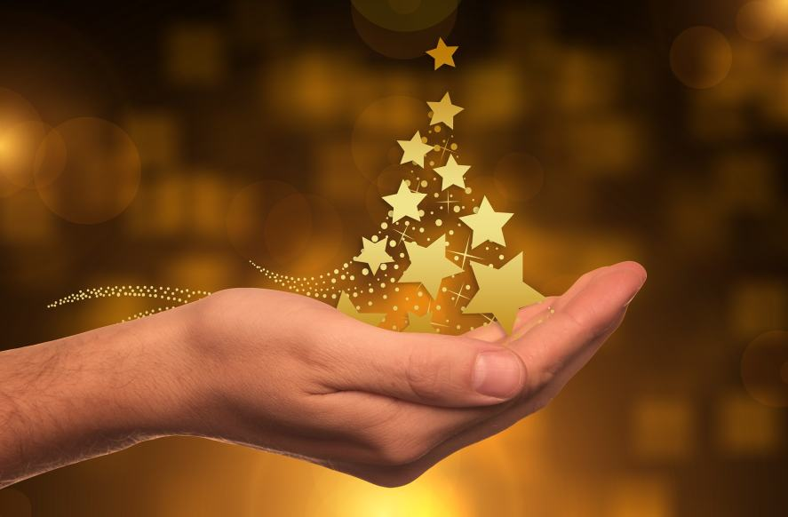 Christmas Song Quiz: Sparkly Stars