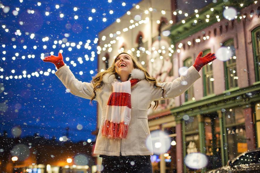 Christmas Song Quiz - Christmas Shopping