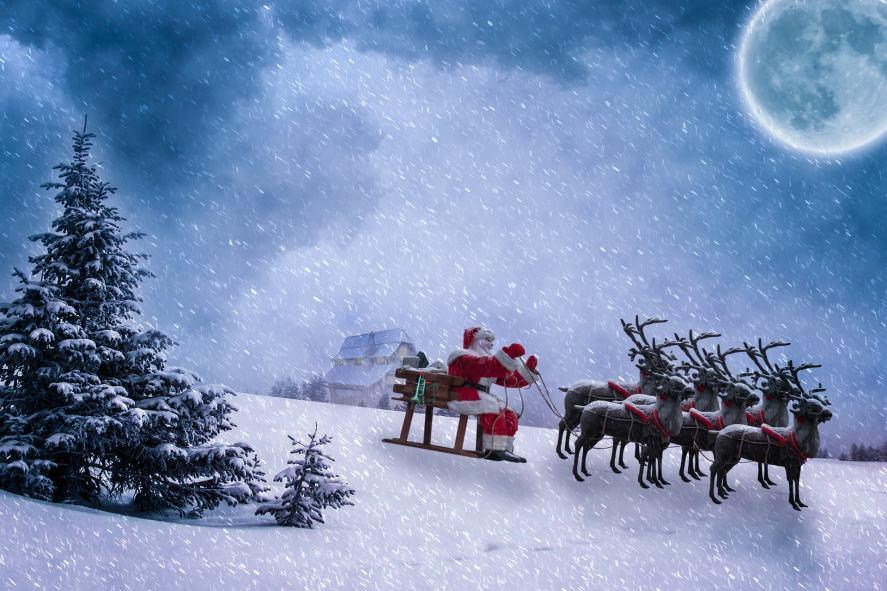 Christmas Song Quiz - Snow