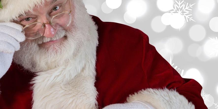 Christmas Song Quiz Santa
