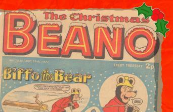 Biffo Christmas 1971