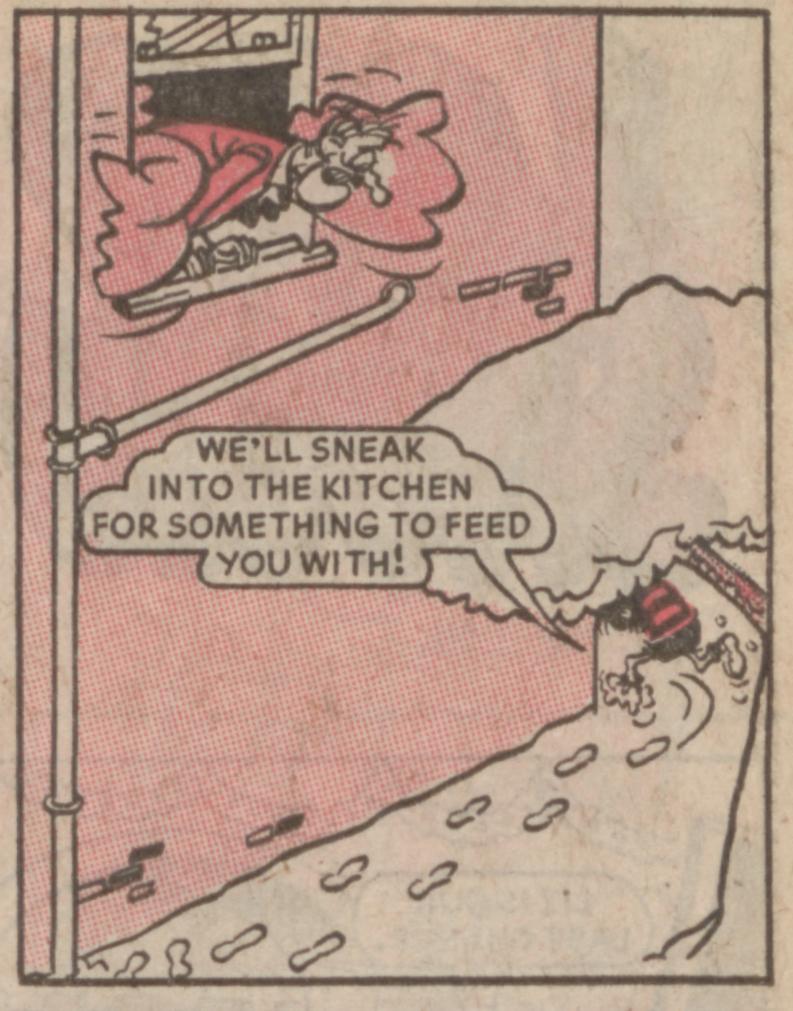 Minnie Christmas 1983