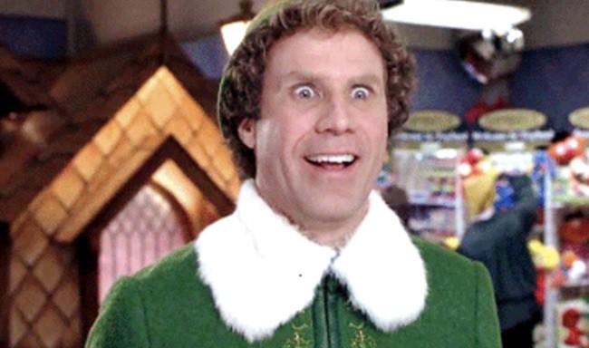 Buddy the Elf Christmas Quiz
