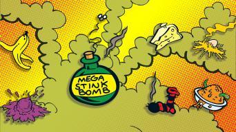 Make a Stink Bomb!