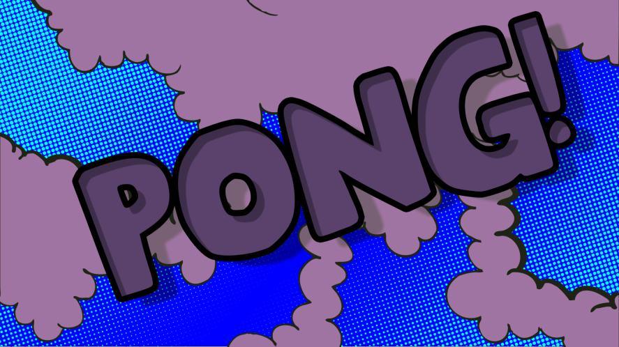 Stink bomb pong