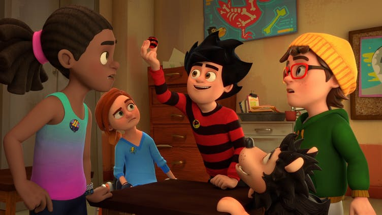 Dennis & Gnasher Unleashed! Episode 4: Raiders of the Lost Sweetie