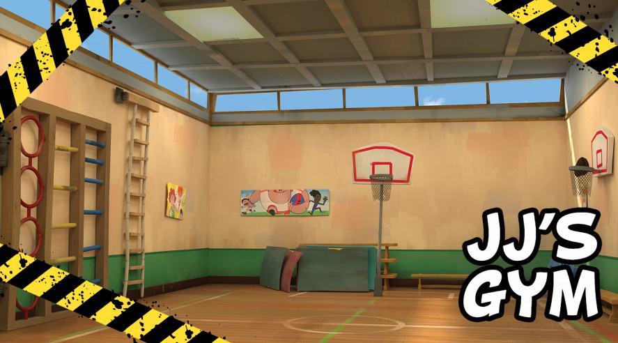JJ's Rockin' Gym