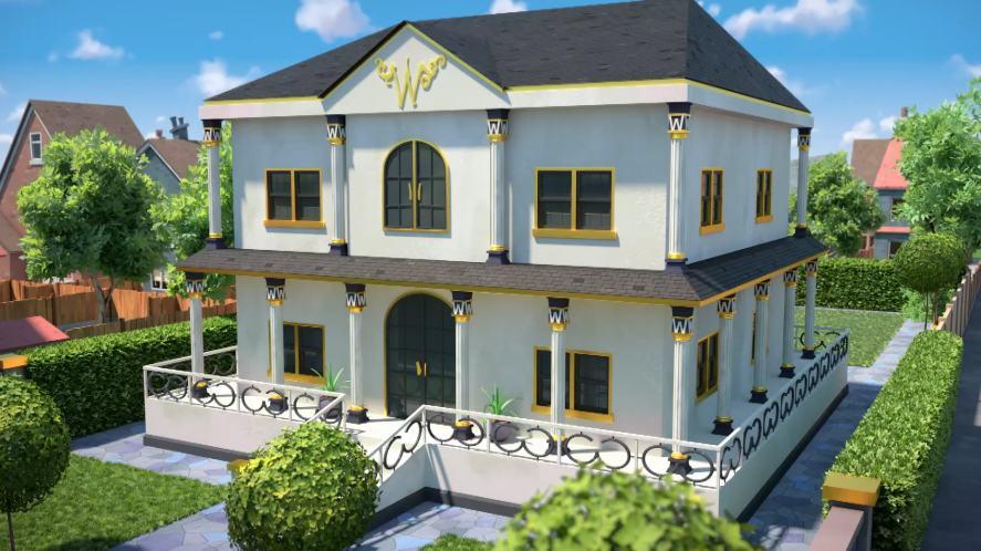 Walter's Mansion
