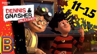 Dennis and Gnasher Unleashed Episode Highlights 11-15