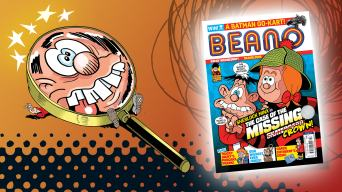 Sherlock Minx - Beano issue no. 3922