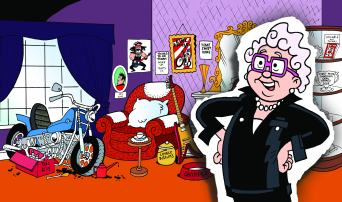 Beanotown Confidential - Gran's Living Room