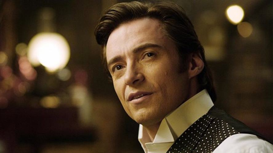 Hugh Jackman in a scene from The Greatest Showman
