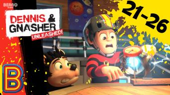 Dennis and Gnasher Unleashed Episodes 21-26