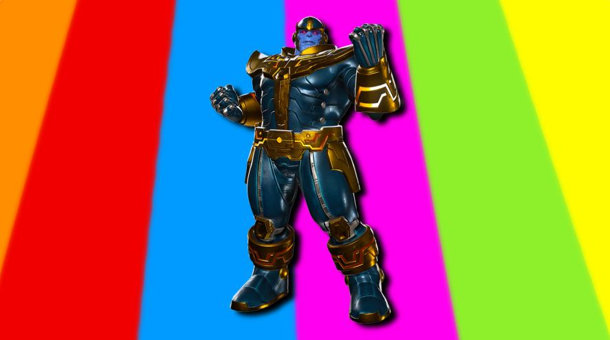 You are Thanos