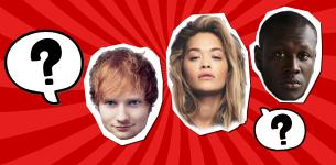 Which famous singer are you?