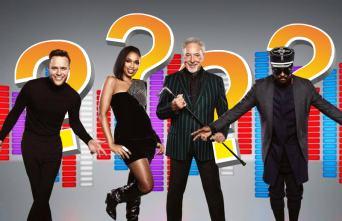 The Voice UK 2018 judges