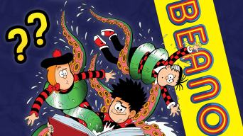 The Menace Test - Beano 3924
