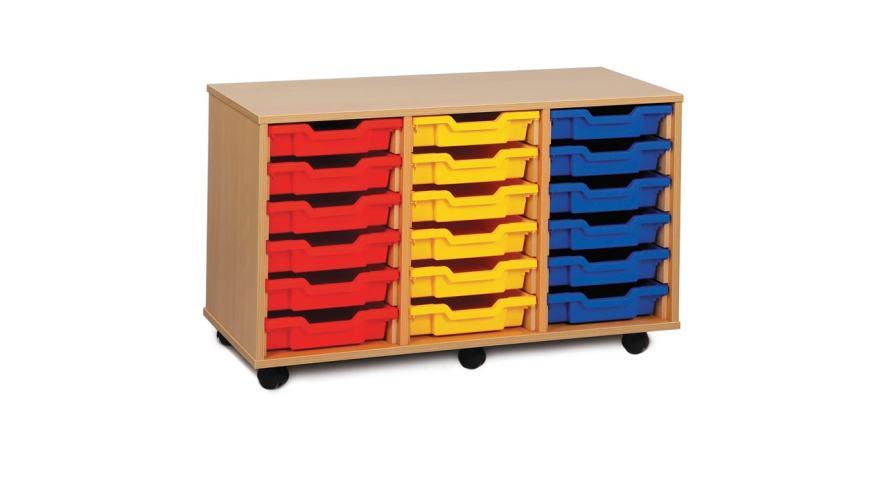 School classroom trays